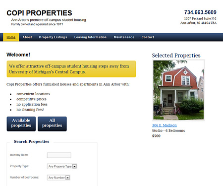 Copi Properties